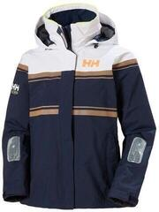 Helly Hansen W Saltro Jacket Navy L (B-Stock) #928637 (Rozpakowany) #928637