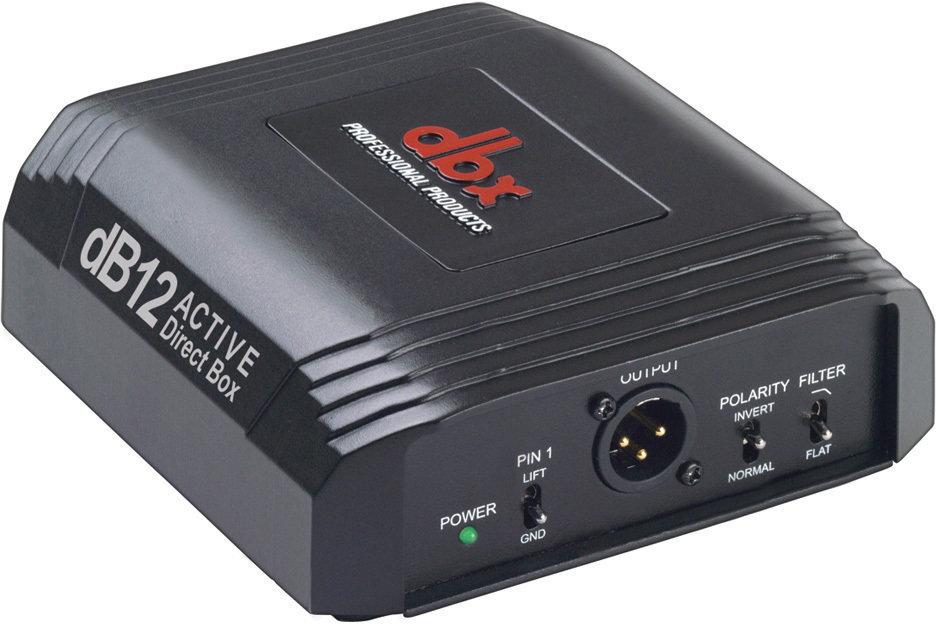 dbx DB12 Active Direct Box dbx