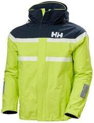 Helly Hansen Saltro Jacket Azid Lime XL