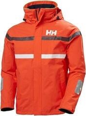 Helly Hansen Saltro Jacket Cherry Tomato L