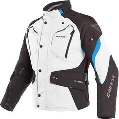 Dainese Dolomiti Gore-Tex Jacket Light Gray/Black/Electron Blue