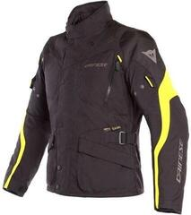 Dainese Tempest 2 D-Dry Jacket Black/Black/Fluo Yellow