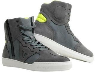 Dainese Metropolis Shoes Anthracite/Fluo Yellow 45