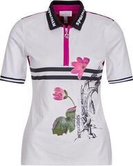 Sportalm Apple Womens Polo Shirt Snow White