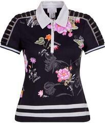 Sportalm Sina Womens Polo Shirt Black