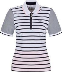 Sportalm Blithe Womens Polo Shirt Optical White