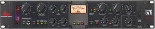 dbx 676 Tube Microphone Preamp Channel Strip