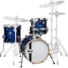 DDRUM SE Bop Kit In Blue Pearl Finish