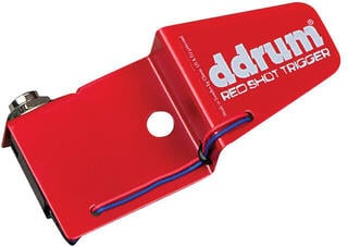DDRUM Trigger Red Shot Snare/Tom Trigger
