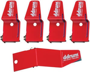 DDRUM Trigger Red Shot Kit
