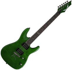 Dean Guitars Custom 350 - Trans Green