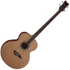 Dean Guitars Acoustic/Electric Bass - Satin Natural (B-Stock) #929312