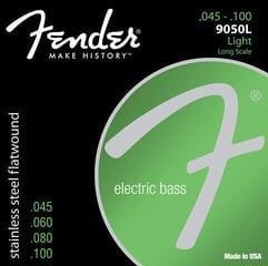 Fender 9050L Flatwound Bass Strings 45-100