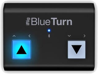 IK Multimedia iRig BlueTurn (B-Stock) #924617