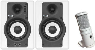 Fluid Audio F4W SET