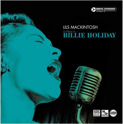 Lils Mackintosh A Tribute To Billie Holiday (Vinyl LP)
