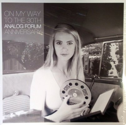 Greetje Kauffeld On My Way To The 30th Analog Forum Anniversary (Greetje Kauffeld And Band) (Vinyl LP)