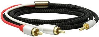 Dynavox Stereo Audiokabel 1.5m