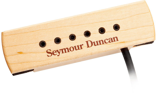 Seymour Duncan Woody XL Hum Cancelling With Adjustable Pole Pieces Maple