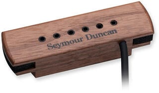 Seymour Duncan Woody XL Hum Cancelling With Adjustable Pole Pieces Walnut