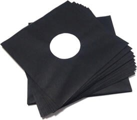 Simply Analog 12'' Antistatic Sleeves Black