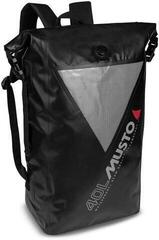 Musto Waterproof Dry Backpack 40L Black/Grey O/S