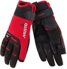 Musto Performance Long Finger Glove True Red