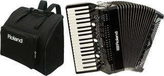 Roland FR-4x SET Black Piano accordion
