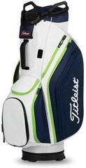 Titleist Cart 14 Lightweight Cart Bag White/Navy/Apple
