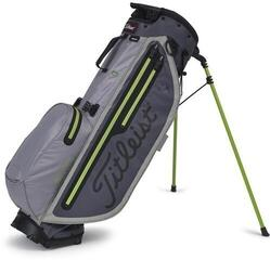 Titleist Players 4 Plus StaDry Stand Bag Charcoal/Grey/Apple