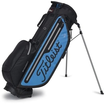 Titleist Players 4 Plus StaDry Stand Bag Black/Process Blue/Grey