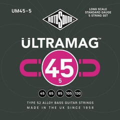 Rotosound UM45-5 Ultramag 45-130