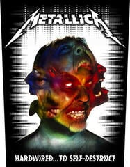 Metallica Hardwired To Self Destruct Nášivka