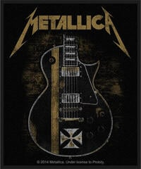 Metallica Hetfield Guitar Sew-On Patch