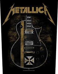 Metallica Hetfield Guitar Backpatch