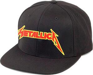 Metallica Jump In The Fire Snapback