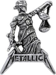 Metallica Justice For All Pin Badge