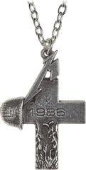 Metallica Master Of Puppets Pendant