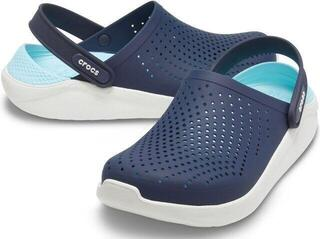 Crocs LiteRide Clog Navy/Almost White
