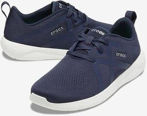 Crocs Men's LiteRide Modform Lace Navy/White