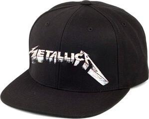 Metallica Mop Cover - Peak Snapback
