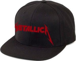 Metallica Red Damage Inc Snapback