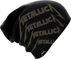 Metallica Repeat Logo Knitted Ski Hat