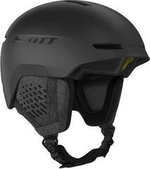Scott Track Plus Ski Helmet Black