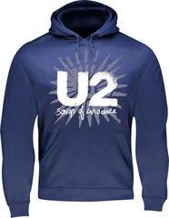 U2 Songs Of Innocence Hooded Sweatshirt S