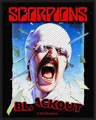 Scorpions Blackout Nášivka