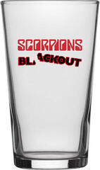 Scorpions Blackout Beer Glass