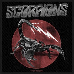 Scorpions Jack Sew-On Patch