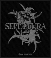 Sepultura Logo Sew-On Patch