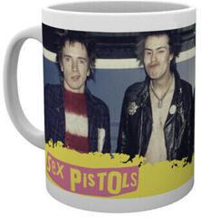 Sex Pistols Band Mug